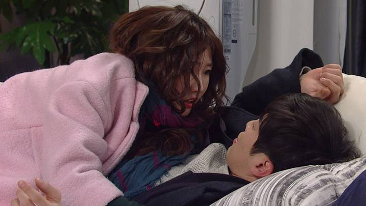 韓国ドラマ「江南ロマン・ストリート」の第18話