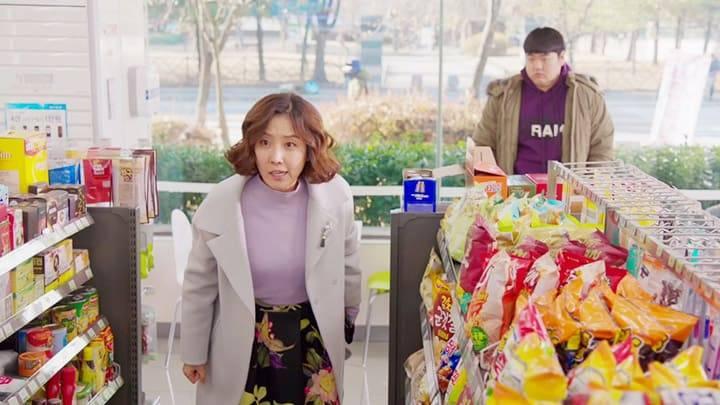 韓国ドラマ「江南ロマン・ストリート」の第21話