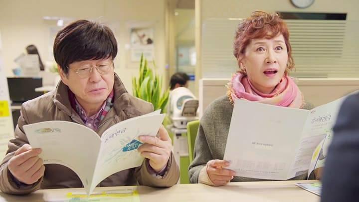 韓国ドラマ「江南ロマン・ストリート」の第23話