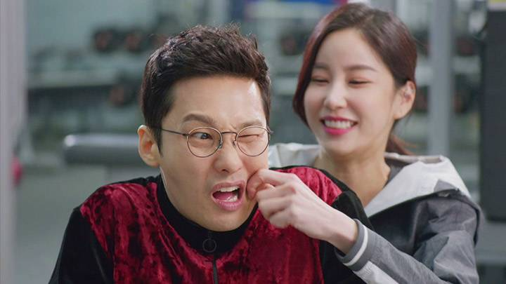 韓国ドラマ「江南ロマン・ストリート」の第30話