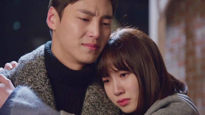 韓国ドラマ「江南ロマン・ストリート」の第36話