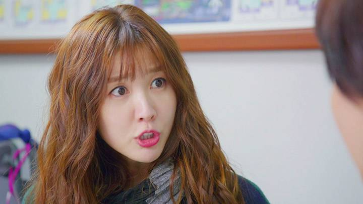 韓国ドラマ「江南ロマン・ストリート」の第37話