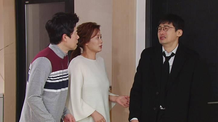 韓国ドラマ「江南ロマン・ストリート」の第38話