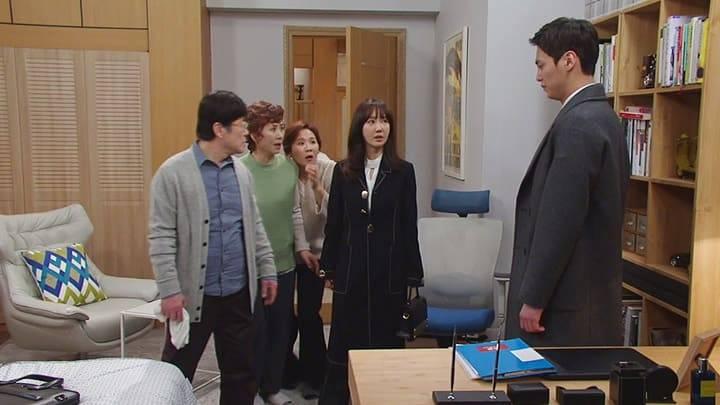 韓国ドラマ「江南ロマン・ストリート」の第44話