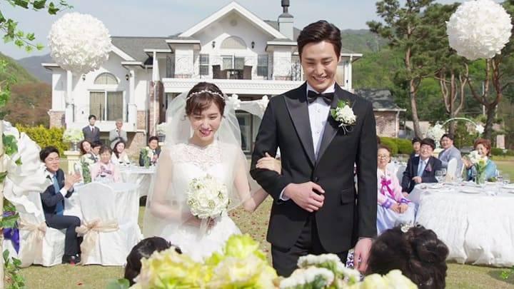 韓国ドラマ「江南ロマン・ストリート」の第64話【終】