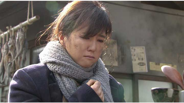 韓国ドラマ「私の心は花の雨」第01話