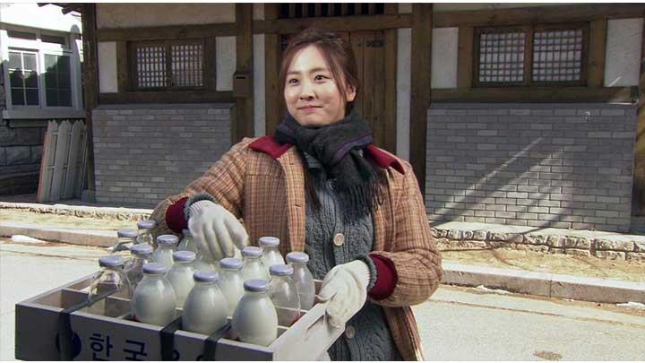 韓国ドラマ「私の心は花の雨」第02話