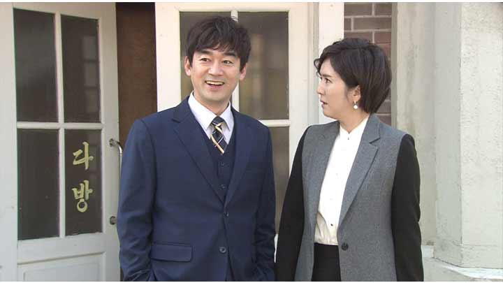 韓国ドラマ「私の心は花の雨」第17話