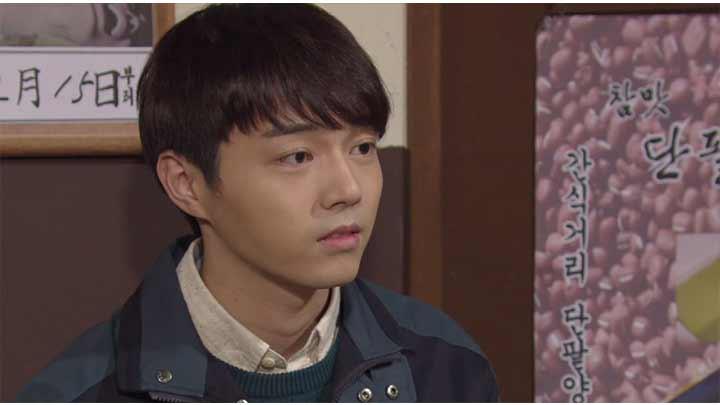 韓国ドラマ「私の心は花の雨」第19話