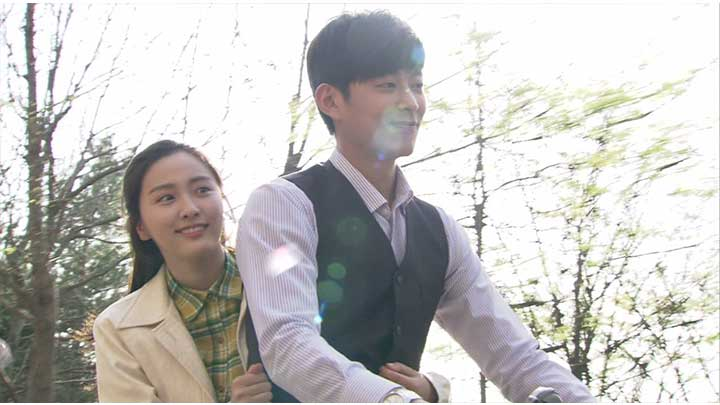韓国ドラマ「私の心は花の雨」第22話