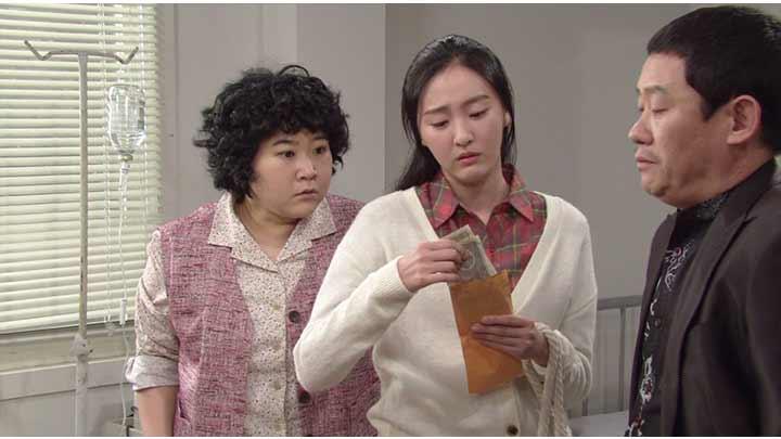 韓国ドラマ「私の心は花の雨」第26話