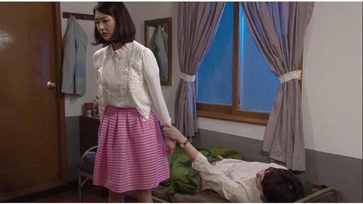 韓国ドラマ「私の心は花の雨」第30話