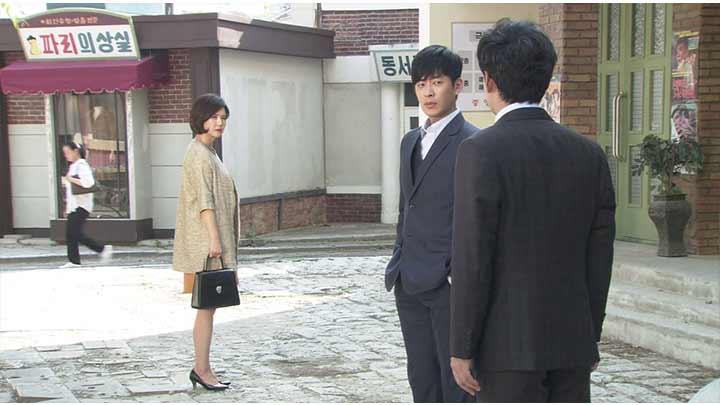 韓国ドラマ「私の心は花の雨」第33話