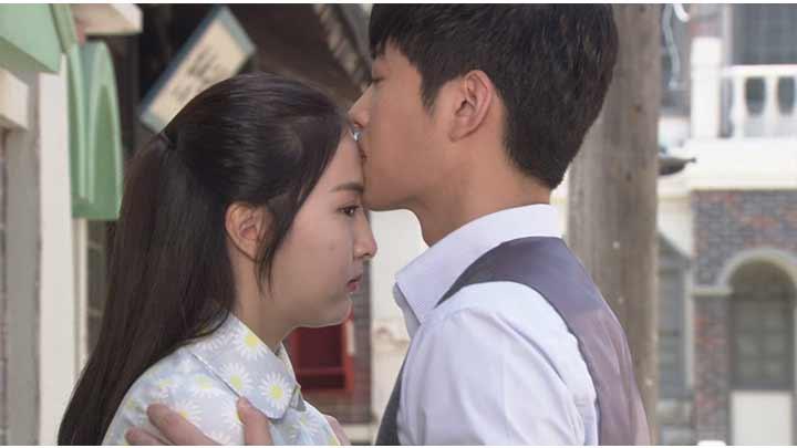 韓国ドラマ「私の心は花の雨」第36話