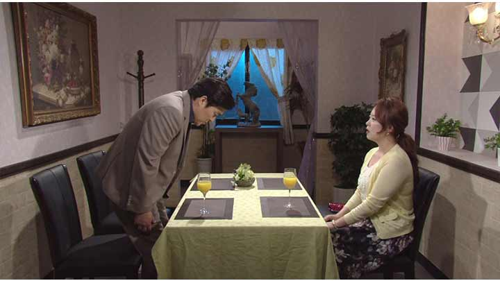 韓国ドラマ「私の心は花の雨」第38話