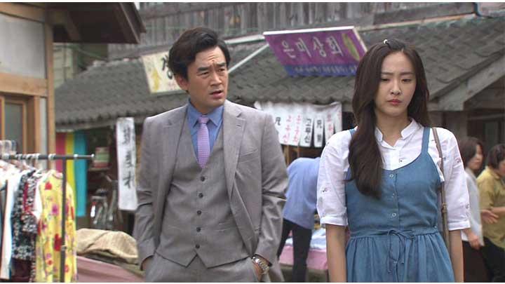 韓国ドラマ「私の心は花の雨」第53話