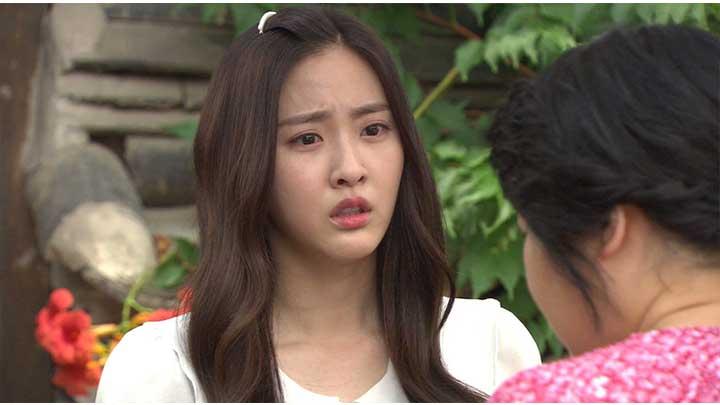 韓国ドラマ「私の心は花の雨」第58話