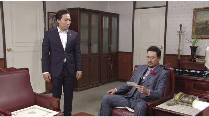 韓国ドラマ「私の心は花の雨」-第61話