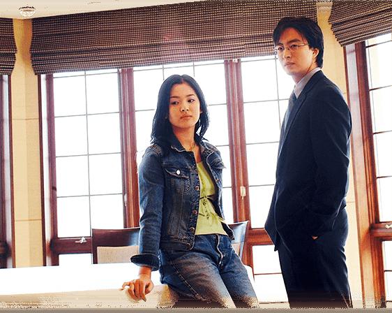 韓国ドラマ「ホテリアー」のあらすじ・ストーリー