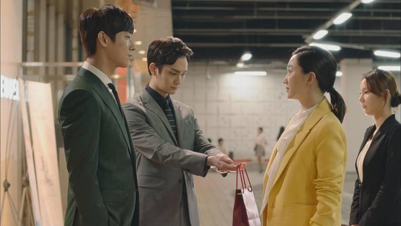 韓国ドラマ「仮面」のあらすじ・ストーリー