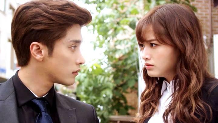 韓国ドラマ「高潔な君」の第1話