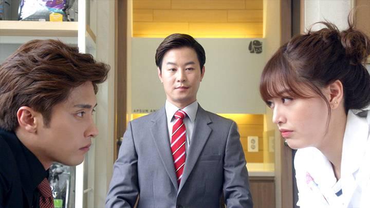 韓国ドラマ「高潔な君」の第3話