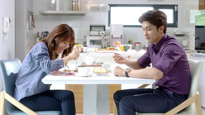 韓国ドラマ「高潔な君」の第5話