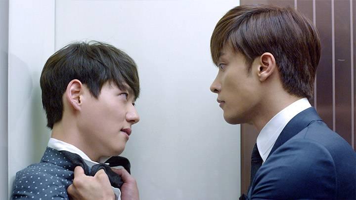 韓国ドラマ「高潔な君」の第6話