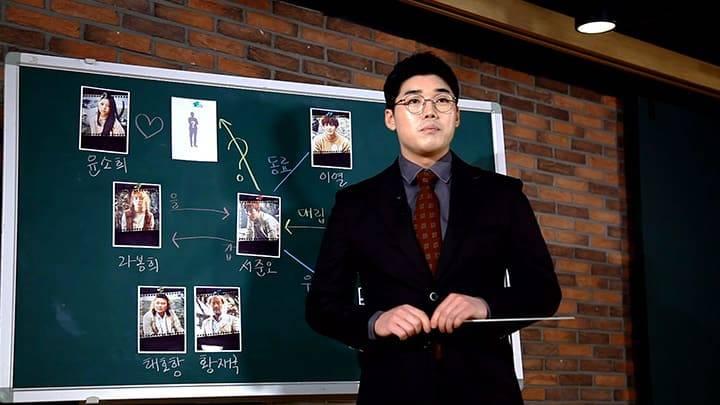 韓国ドラマ「ミッシングナイン」の第0話 「ザ・ビギニング「飛行機墜落、そして・・・」」