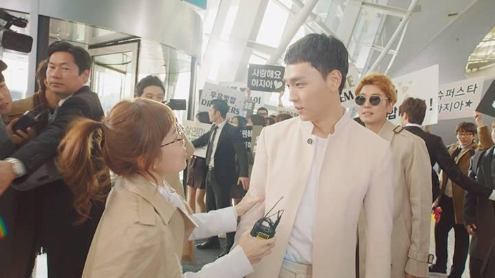 韓国ドラマ「ミッシングナイン」の第1話「過去の栄光」