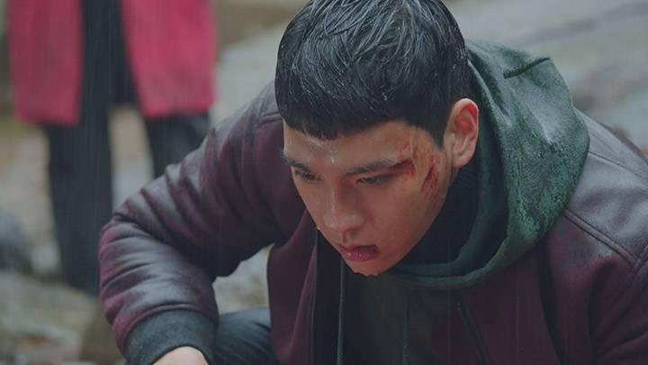 韓国ドラマ「ミッシングナイン」の第8話「信じていた仲間との葛藤」