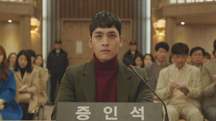 韓国ドラマ「ミッシングナイン」の【終】第20話「残された道を探して」
