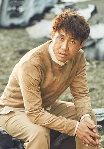 チョン・ギジュン役/オ・ジョンセ