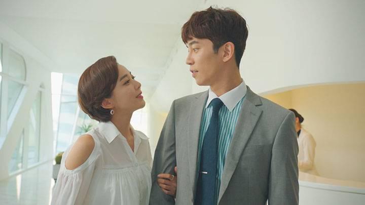 韓国ドラマ「オー・マイ・ゴッド~私が突然ご令嬢!?~」の第6話