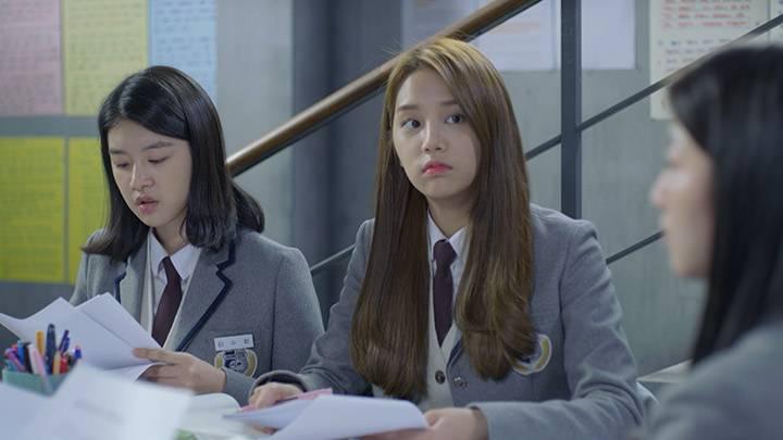 韓国ドラマ「ソロモンの偽証」の第5話「裁判クラブ誕生」