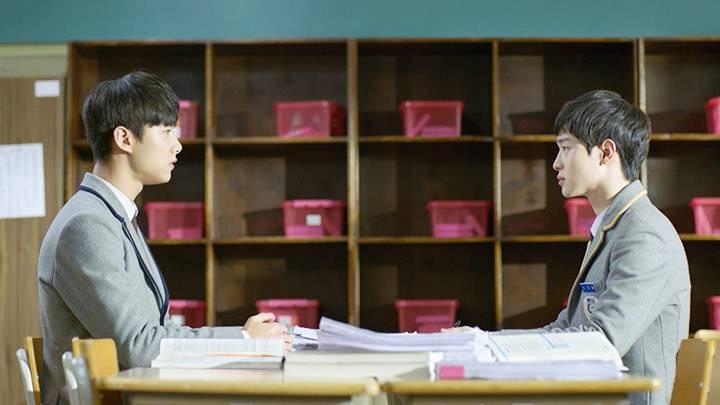 韓国ドラマ「ソロモンの偽証」の第9話「目撃者」