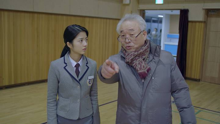 韓国ドラマ「ソロモンの偽証」の第15話「VIP リスト」