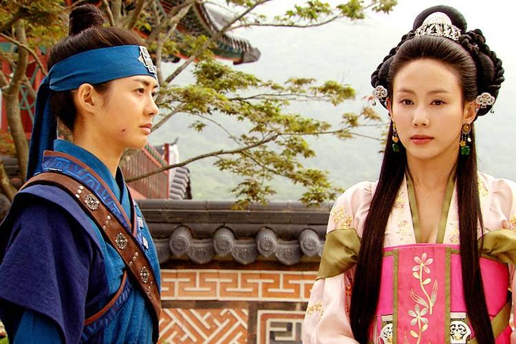 韓国ドラマ「善徳女王」のあらすじ・ストーリー