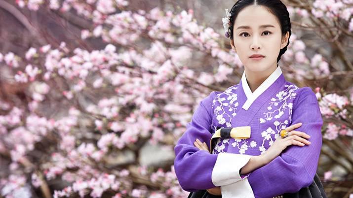 チャン・オクチョン(張禧嬪):キム・テヒ
