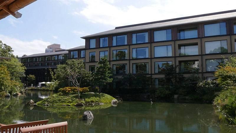 #4「フォーシーズンズホテル京都」
