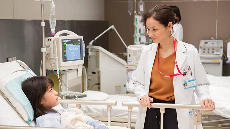 第9話 運命の小さな患者との再会