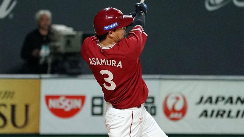 「ツバ」にも注目! 楽天不動の3番打者・浅村