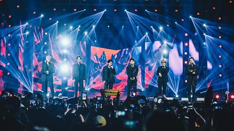 SBSスーパーコンサート in 香港