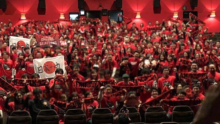 日本代表「Bリーグで勝ち取った勝利」にPV会場で200人以上が熱狂