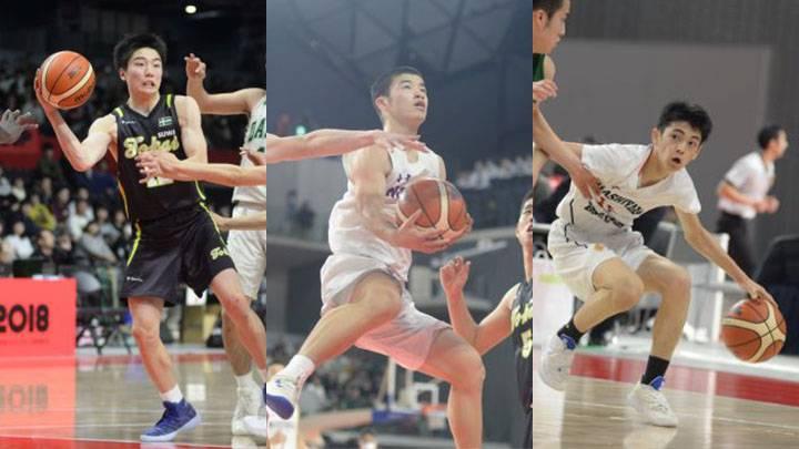 【高校バスケ男子】今季注目の長崎出身ガードトリオ