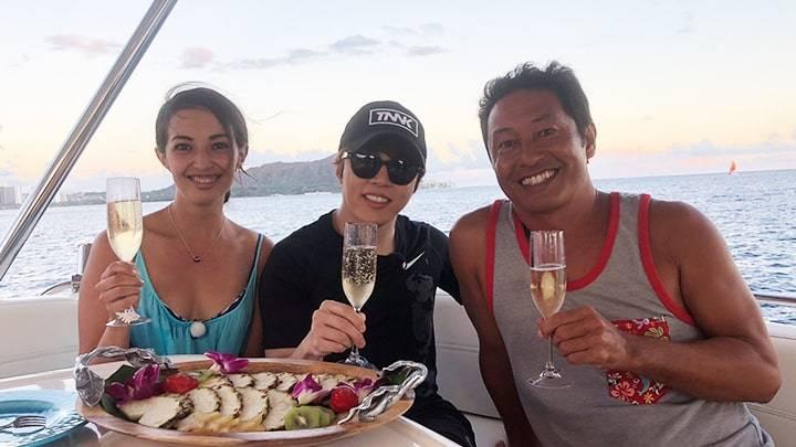 #15 極上の海を贅沢に遊び尽くす!セレブハワイ