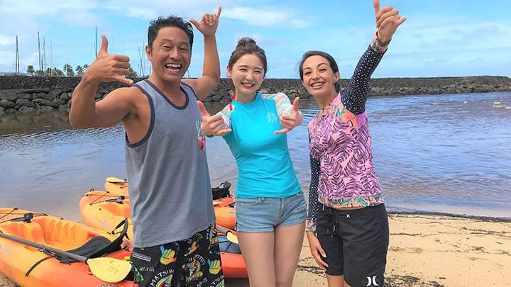#23「初心者でも大丈夫!ハワイでサーフィンデビュー」