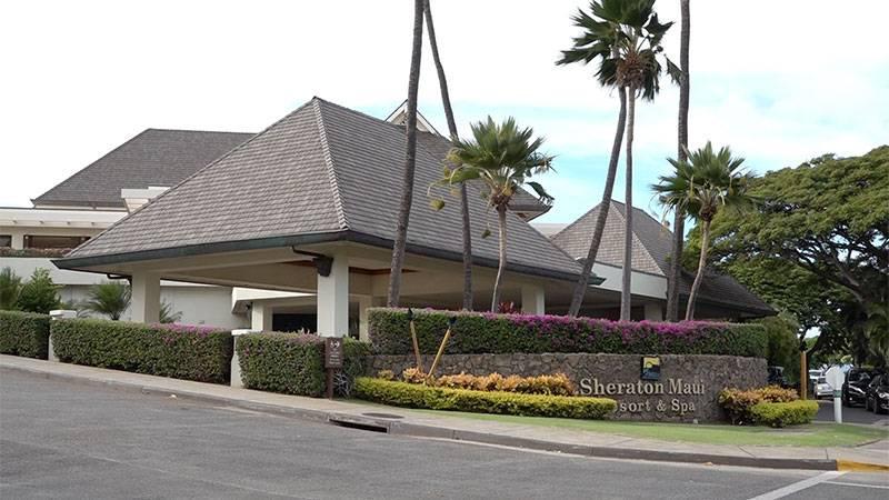 シェラトン・マウイ・リゾート&スパ(Sheraton Maui Resort & Spa)