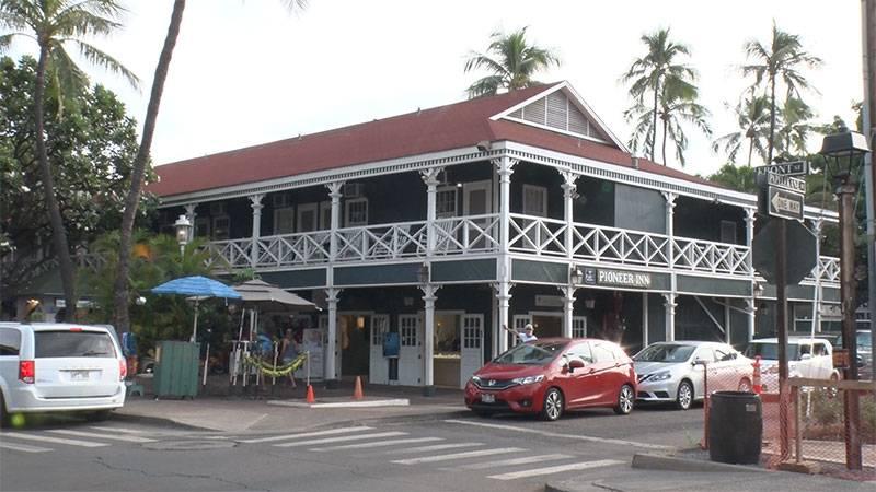 パイオニア・イン(Pioneer inn)