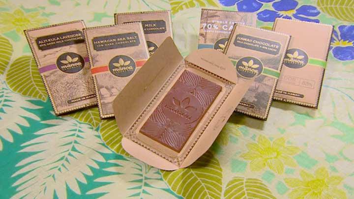 マノアチョコレートハワイ(Manoa Chocolate Hawaii)